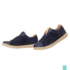 DIESEL Size 43 / UK 9 S-STUDDZY LACE 2017 Model Genuine Leather Lace-Up Sneakers