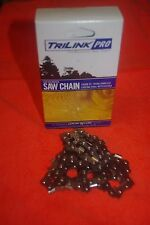 "TRILINK Chain for McCulloch CS400T Petrol Chain Saw 40cc 2 Stroke Engine 16"" Bar"