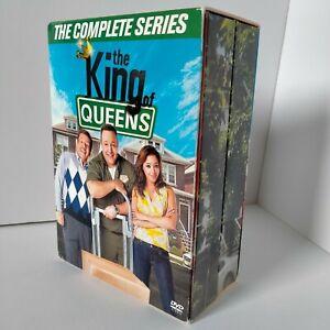 King of Queens Complete Series on DVD. Seasons 1-9 Unused. Box Set