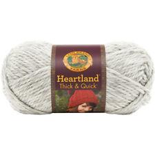Lion BRAND Heartland Thick & Quick Yarn-katmai