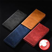 For LG G8X G8S ThinQ Flip Luxury Magnetic Leather Wallet Case Kickstand Cover