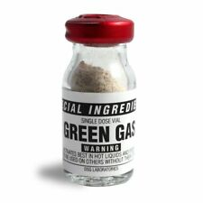 GREEN GAS Cause major natural gas explosions in whomever takes it Great for joke