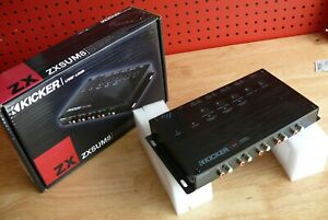 Kicker ZXSUM8 8 Channel Car Line Output Converter for Factory Integration ✨NEW✨