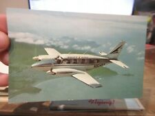 Other Old Postcard Airplane Plane Aircraft Swift Aire Lines California San Jose