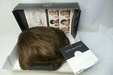 NEW Toni Brattin Stunning Styled Wig LIGHT BROWN - AVERAGE - NEW IN BOX A300991