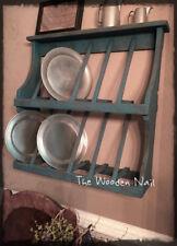 Primitive Plate Bowl Rack Cupboard Pattern/Plan WN175