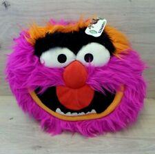 The Muppets Animal Soft Cushion Pillow Plush Jim Henson Vintage Sesame Street
