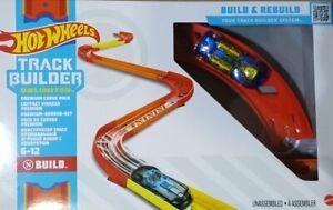 Hot Wheels Track Builder Unlimited Premium Curve Pack Connecting Set