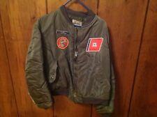 Intermediate Jacket MA-1 US Coast Guard X-Large Alpha Indrustries