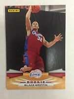 2009-10 Panini BLAKE GRIFFIN # 351 Los Angeles Clippers RC Rookie Card Oklahoma