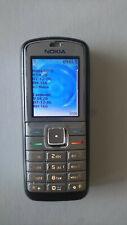 Nokia 6070 - Dunkelgrau (Ohne Simlock) Handy