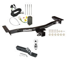 """Trailer Hitch For 10-15 Lexus RX450h 13-15 RX350 Except F Sport Wiring & 2"""" Ball"""