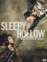 Sleepy Hollow - Serie Tv  - Stagione 2 - Cofanetto 5 Dvd  - Nuovo Sigillato