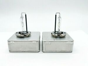 2x OEM Philips Xenon D5S Bulbs HID Head Light Lamp with Igniter / Ballast