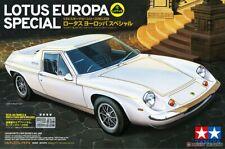 Tamiya 1/24 Lotus Europa Special Model Car Kit #24358 w metal etched parts