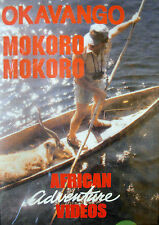 Okavango Mokoro Mokoro Botswana Big Game Hunting by DVD African Adventure Videos
