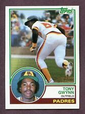 1983 Topps Tony Gwynn #482 Baseball Card