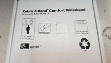 Genuine Zebra Z-Band Comfort WristBand 10016736K For HC100 Brand New See Pic