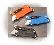 Outdoor Edge Slidewinder  Razor Blade Multitool & Utility Knife, New