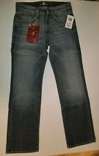 NEW WITH TAGS! 7 FOR ALL MANKIND Girls JEANS - Dark Wash Denim - Size 10