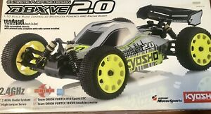 Kyosho DBX VE 2.0 1/10 Scale Radio Controlled 4WD Racing Buggy