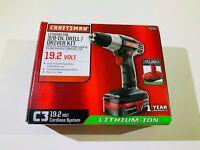 Craftsman Lithium-Ion 4.0 Volt Screwdriver 911398