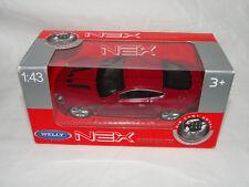 Voiture miniature Welly Nex 1:43 Aston Martin v12 VANTAGE-DIE CAST METAL