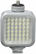 XSories XShine LED Spotlight with Hotshoe Mounts for Camera and Lighting New