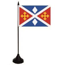 Tischflagge Echt-Susteren (Niederlande) Fahne Flagge 10 x 15 cm
