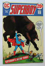 Superboy #192 (DC 12/72) VF- 'Superbaby's New Family'/Nick Cardy-c/a. Nice!!!!