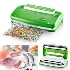 220V Food Saver Vacuum Sealing Sealers System Bag Packing Machine + 30Pcs Bag