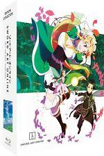 ★ Sword Art Online ★ Arc 2 (ALO) - Edition Collector Limitée [Blu-ray] + DVD