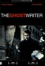 The Ghost Writer (Brosnan,McGregor,Cattrall,Williams) Thriller - DVD NEUF