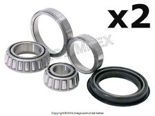 Mercedes r107 w114 w115 Wheel Bearing Kit Set of 2 SKF +1 YEAR WARRANTY