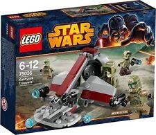 LEGO Star Wars 75035 Kashyyk Troopers Set New In Box Sealed