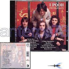 "POOH ""PICCOLA KATY"" RARO CD RICORDI BMG RICCARDO FOGLI"