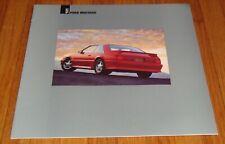 Original 1991 Ford Mustang Sales Brochure GT LX 5.0L