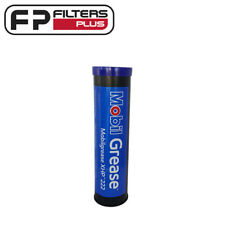1000106 Mobil One 450g Grease Cartridge XHP222 - Fits most standard grease guns