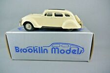 BROOKLIN No. 7 1934 Chrysler Air Flow in Box, SHIPS FROM US