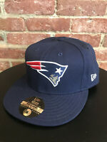 NEW VINTAGE NEW ENGLAND PATRIOTS NEW ERA 59FIFTY FITTED CAP HAT PAT MINUTEMAN