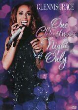Glennis Grace : One Christmas Night Only (DVD)