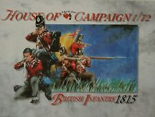 A Call To Arms 1/72 Napoleonic Waterloo British Infantry Pro 50