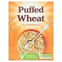 Sainsbury's Puffed Wheat Cereal 160g