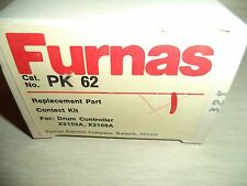 FURNAS PK62 REPLACEMENT PART CONTACT KIT NEW IN BOX FOR X2158A,X2168A DRUM CONT.