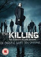 The Killing - Season 2 (4 Disc Set) [DVD][Region 2]