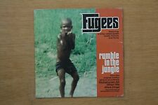 Fugees  – Rumble In The Jungle      (C166)