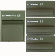 LiftMaster 365LM-3T Universal Add-On Plug-In Receiver And 3 Remotes Upgrade Set