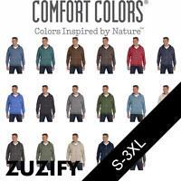 Comfort Colors Garment-Dyed Full-Zip Hoodie. 1563