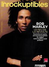 LES INROCKUPTIBLES n°1327 Bob Marley - Revue neuve + CD