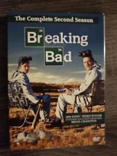 Breaking Bad The Complete Second Season DVD